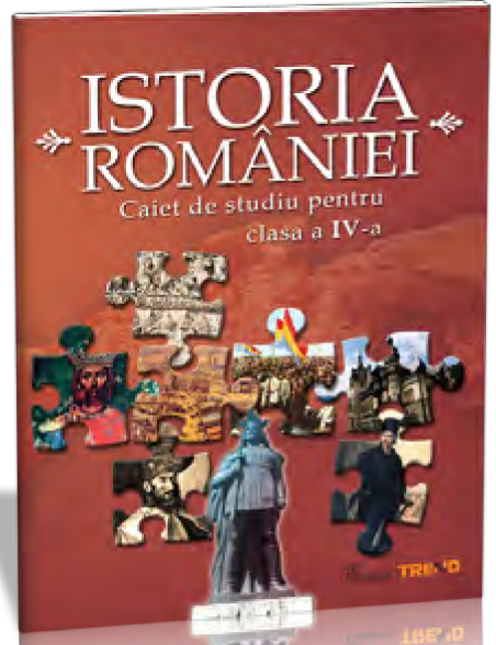 ISTORIA ROMANIEI CLASA 4