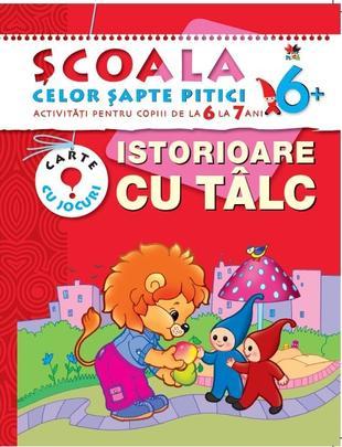 ISTORIOARE CU TALC 6-7 ANI
