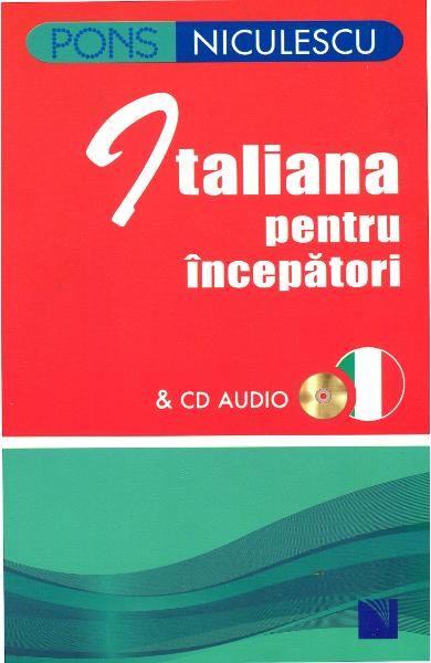 ITALIANA INCEPATORI CU CD