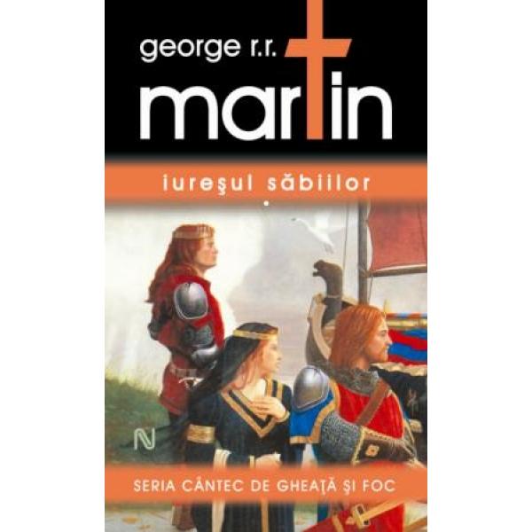 Iuresul sabiilor, George R.R. Martin (3 volume)