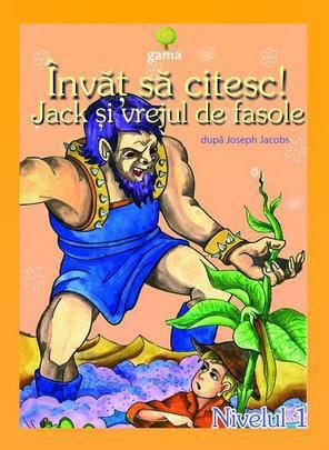 JACK SI VREJUL DE FASOLE - INVAT SA CITESC