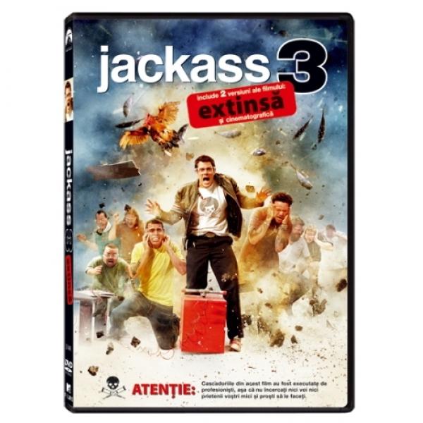 JACKASS 3 JACKASS 3