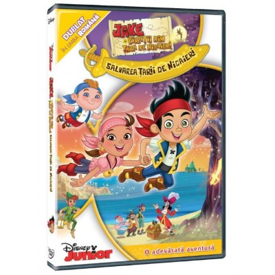 JAKE&NEVERLAND PIRATES: NEVER LAND RESCUE