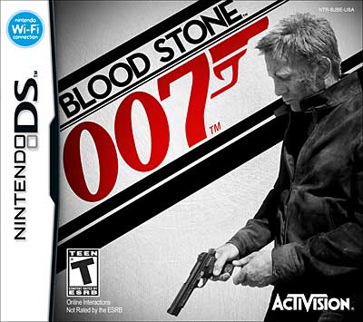 JAMES BOND BLOODSTONE DS
