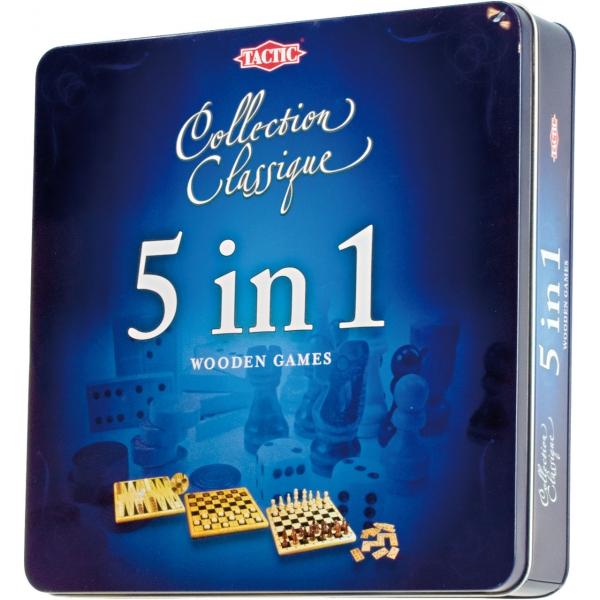 Joc 5 in 1 Classique Collection