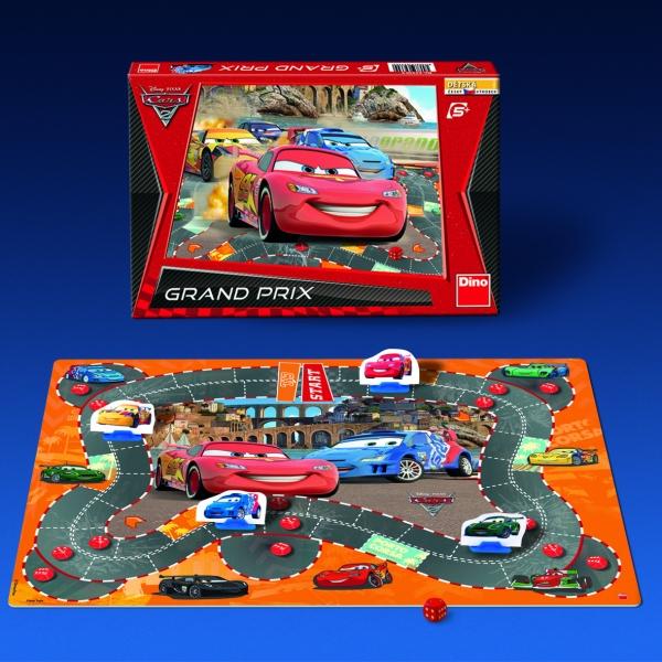 Joc Cars 2 - Marele premiu
