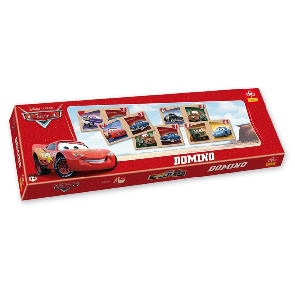 Joc domino Cars