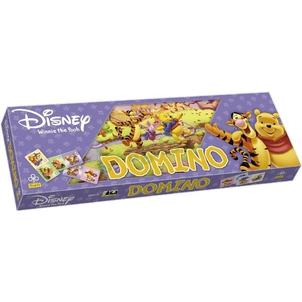 zzJoc domino Winnie the Pooh