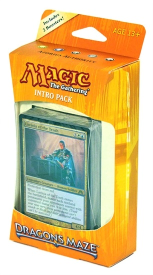 Joc Dragon's Maze Magic The Gathering