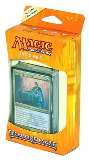 Joc Dragon's Maze Magic The Gathering
