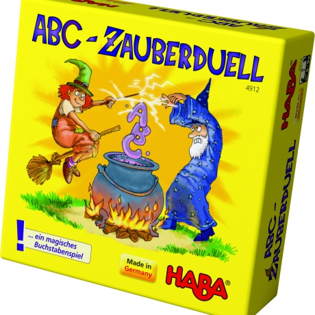 Joc duelul magic ABC
