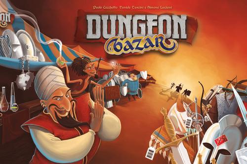 Joc Dungeon Bazar
