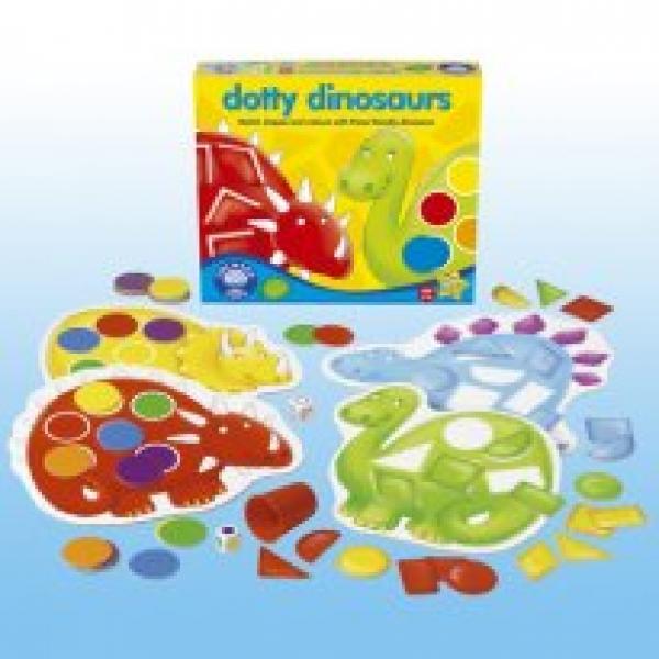 zzJoc forme si culori Dinozaurii