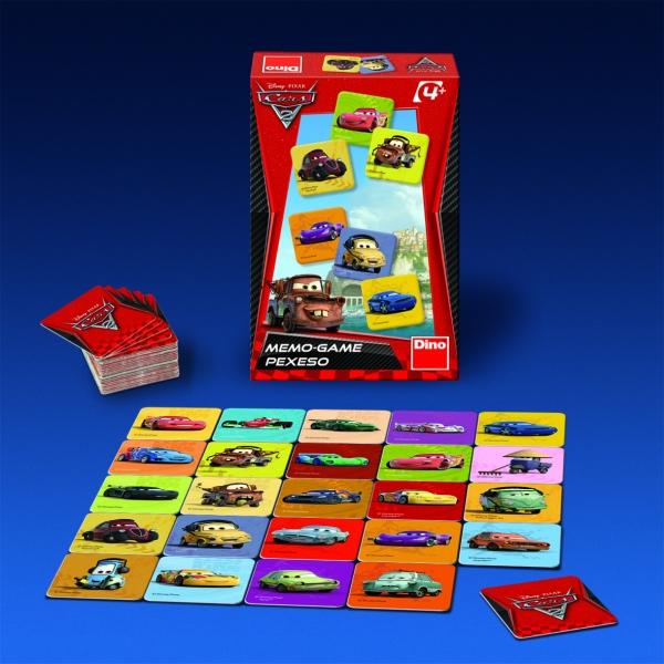 Joc memo - Cars 2