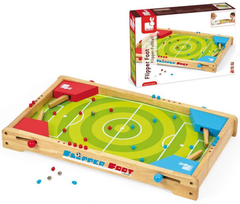 Joc Pinball,lemn,Janos