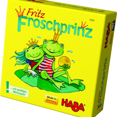 Joc Printul Fritz
