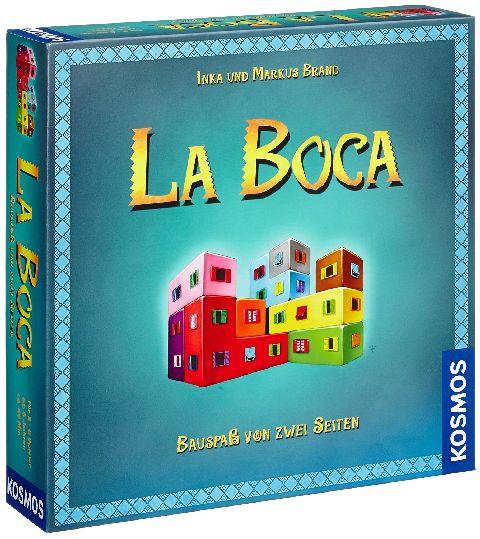 Joc societate,La Boca