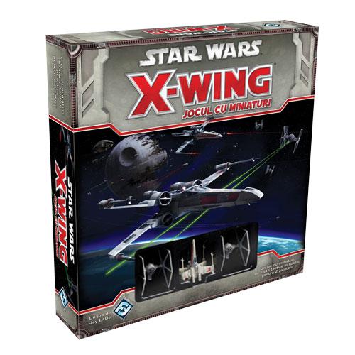 Joc Star Wars X-Wing, joc cu miniaturi
