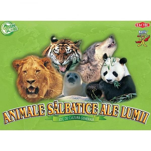 Joc Tactic Animale salbatice ale lumii
