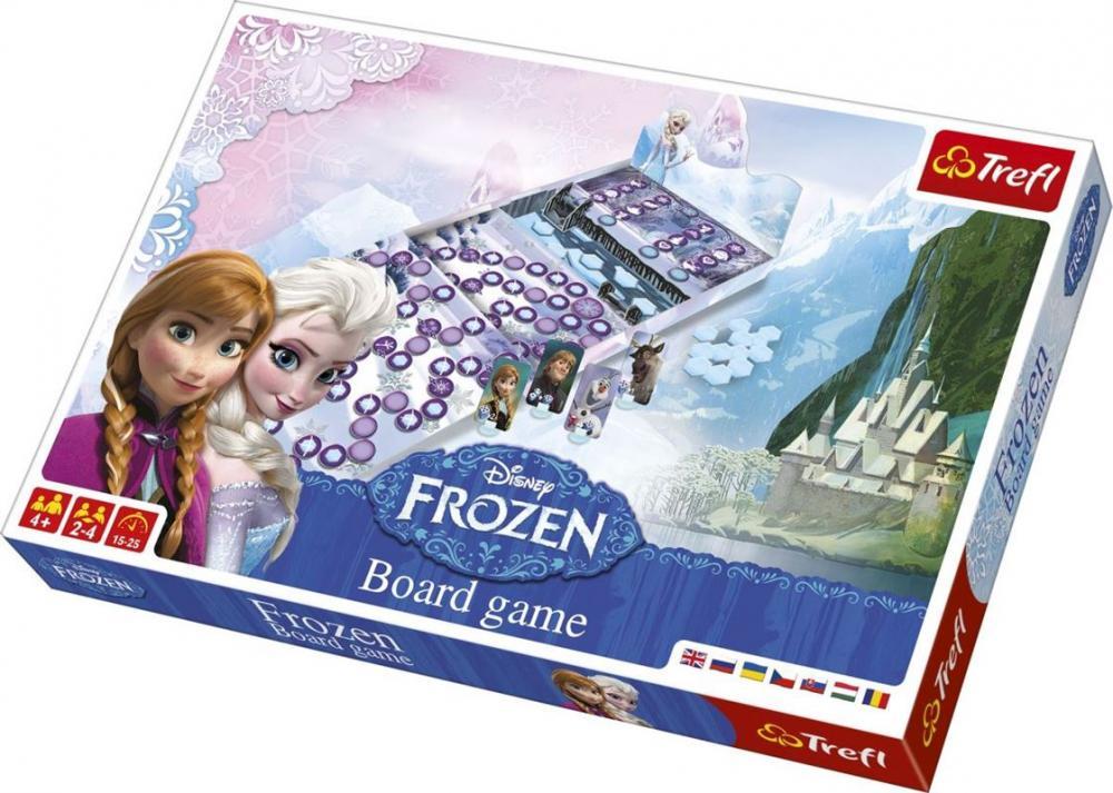 Joc Trefl,societate,Frozen