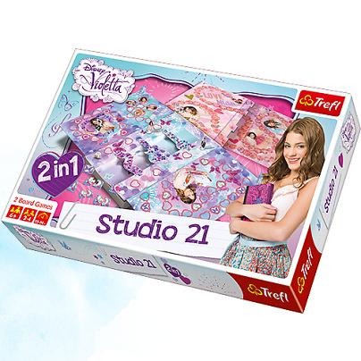 Joc Trefl,Violetta studio 21