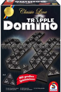Joc Tripple Domino, Classic Line, ed. Revizuita
