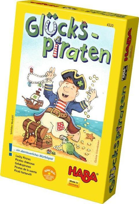 Joc,Lucky Pirates,Haba