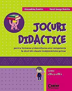 JOCURI DIDACTICE PENTRU CLS A III-A SI A IV-A