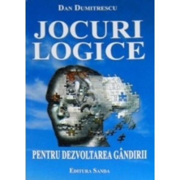 Jocuri logice pentru dezvoltarea gandirii, Dumitrescu Dan