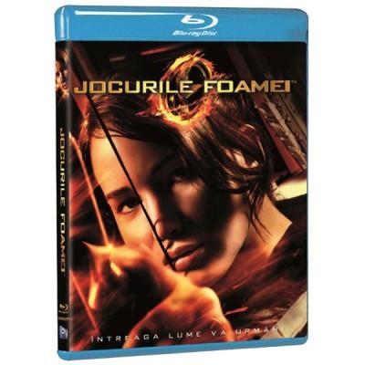 JOCURILE FOAMEI (BD)-HUNGER GAMES (BD)