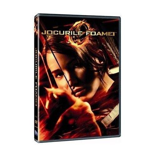 JOCURILE FOAMEI-HUNGER GAMES