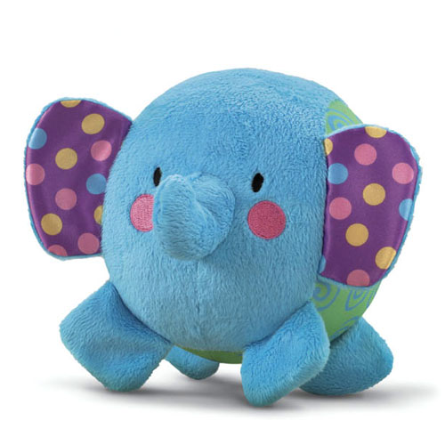 zzJuarie Minge elefant, Fisher Price