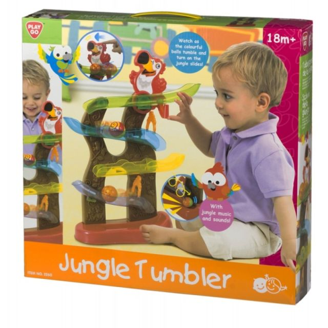 Jucarie Jungle Timber,PlayGo