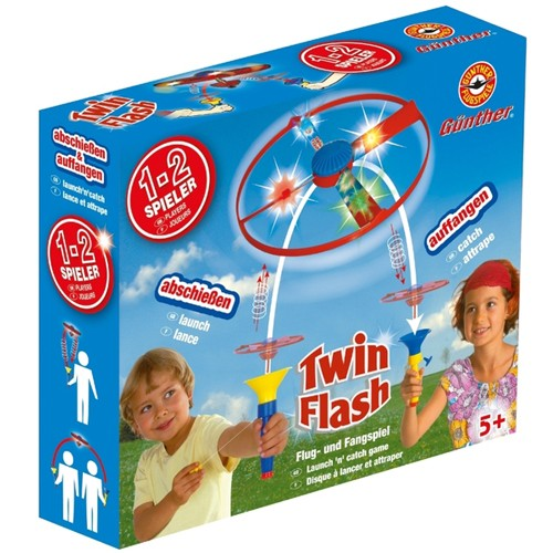 zzJucarie Rotor Twin Flash