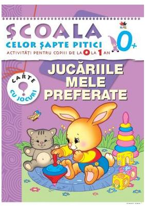 JUCARIILE MELE PREFERATE 0-1 ANI