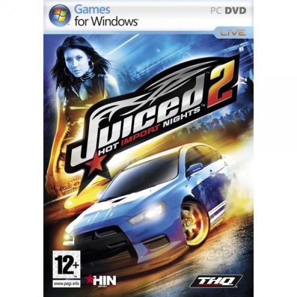 JUICED 2 HOT IMPORT NIG PC