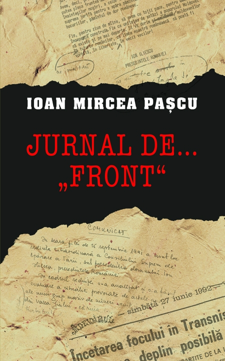 JURNAL DE… FRONT .