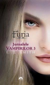 JURNALELE VAMPIRILOR VOL. 3 - FURIA