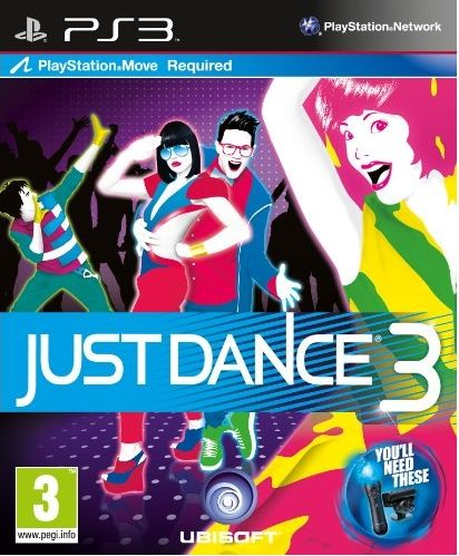 JUST DANCE 3 D1 EDITION (COMPATIBIL MOVE