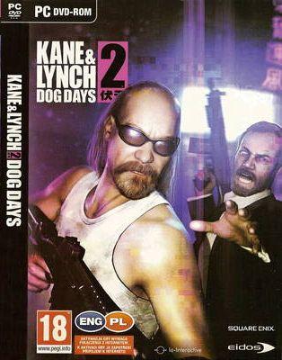 KANE & LYNCH 2 PC