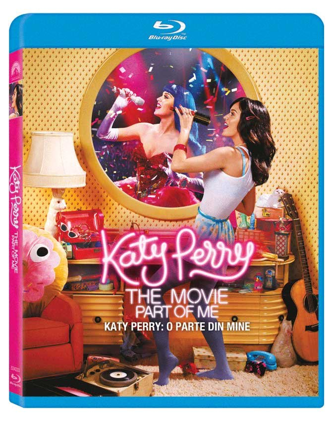 KATY PERRY: PART OF ME BR