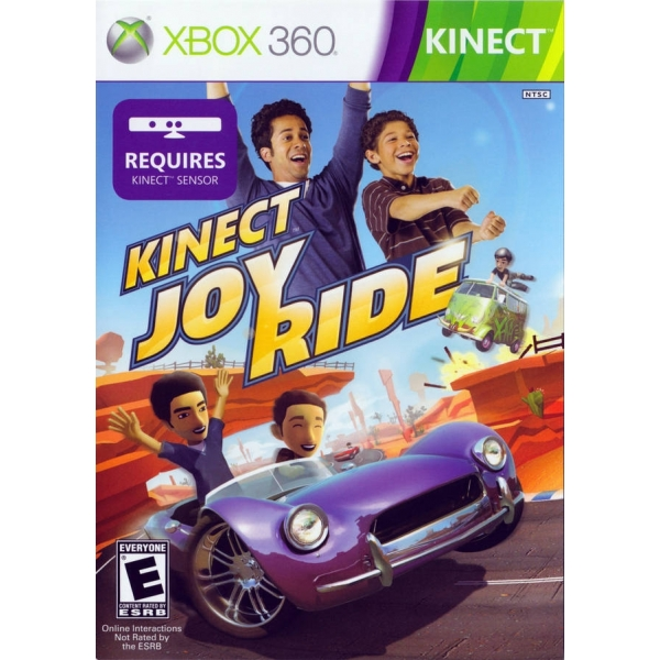 KINECT JOY RIDE XBOX360