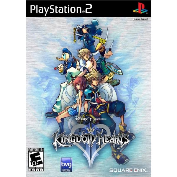 KINGDOM HEARTS 2 PS2