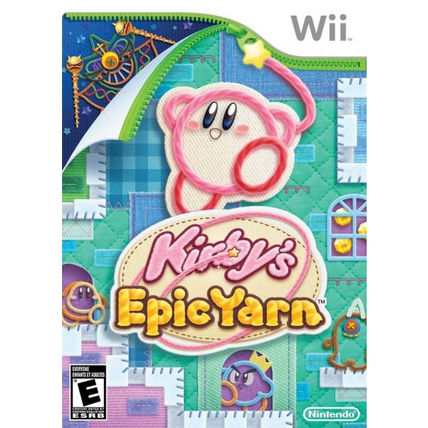 KIRBY S EPIC YARN - WII