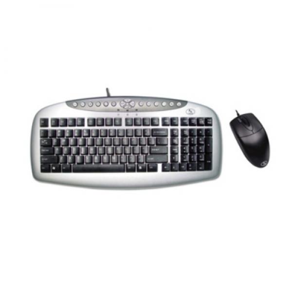 Kit A4Tech KB-720620 D Negru