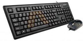 WIRED KIT A4TECH: Tastatura    KRS-85 +
