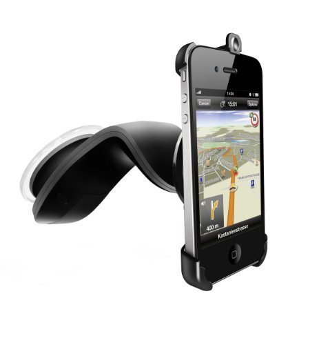 Kit auto Navigon APL iPhone 4