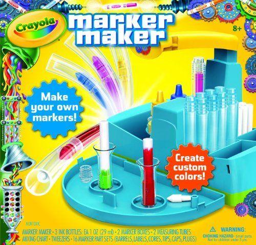Kit creare markere,Crayola