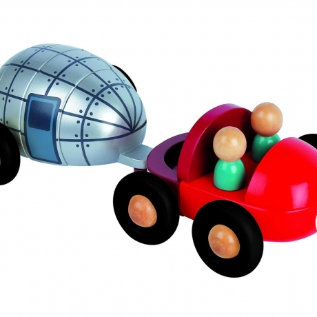 Kit magnetic Caravana