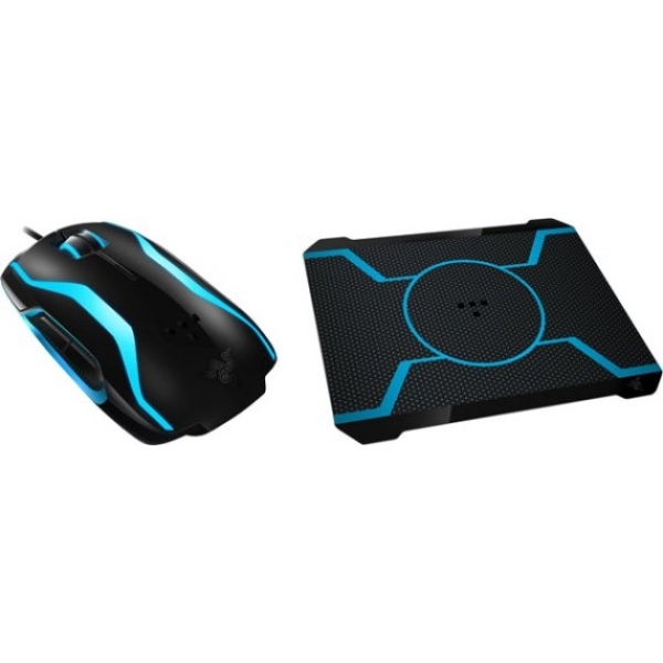 Kit Razer TRON mouse si pad